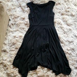 ANN TAYLOR size 4, little black dress
